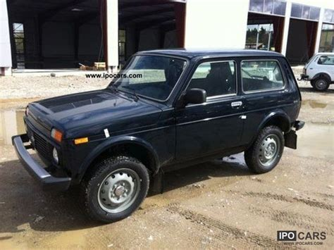 Lada Niva 1 7 2012 Lada Niva 1 7 4x4 With Abs Immediately Available