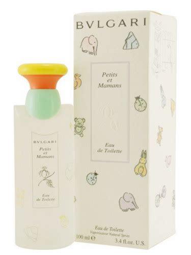 Bvlgari Petit Et Mamans Parfum petits et mamans bvlgari perfume a fragrance for 1997