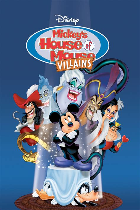 mickey s house of villains itunes movies mickey s house of villains