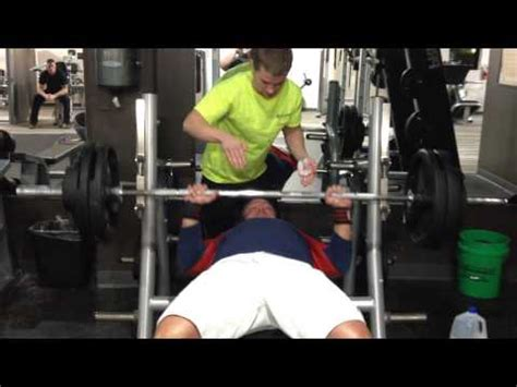 bench press torn pec bench press 280x5 with slingshot 11 months after pec tear