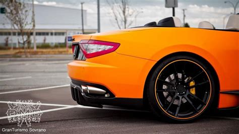 Maserati Supercharger by Dmc Maserati Grancabrio Supercharger Tuning Car Tuning