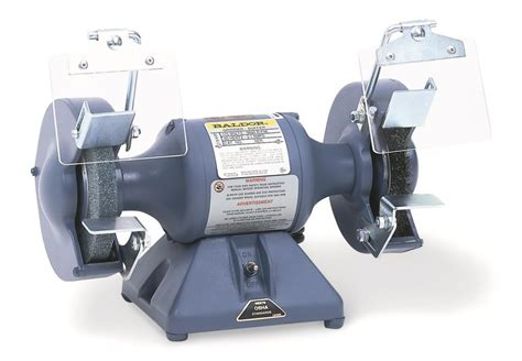 baldor bench grinder parts baldor 6in 1 3hp 3600rpm grinder with exhaust guards ebay