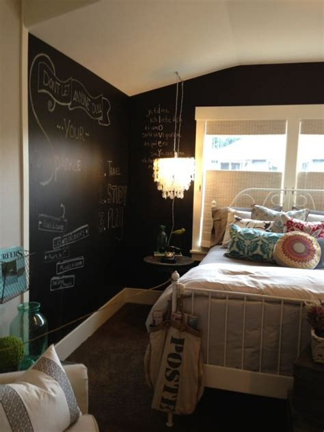 rock bedroom ideas 25 cool chalkboard bedroom d 233 cor ideas to rock digsdigs