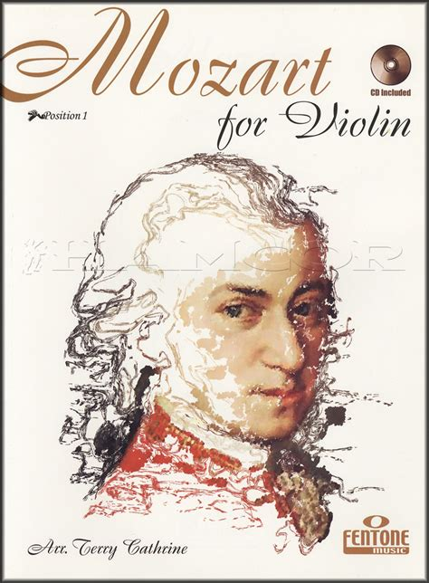 Novel Mozart S Last wolfgang amadeus mozart for violin sheet book with cd position 1 ebay