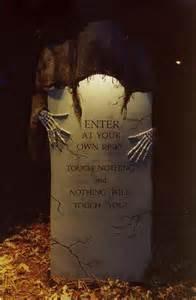 Tombstone Halloween Decorations Pics Photos Halloween Tombstone Decorations