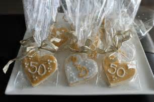 50th Wedding Anniversary Favor Ideas by Gift Ideas For 50th Wedding Anniversary 50th