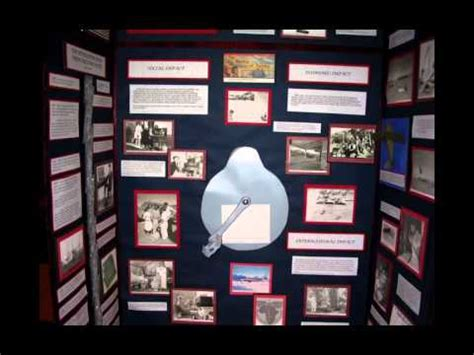 nhd website nhd exhibit examples youtube