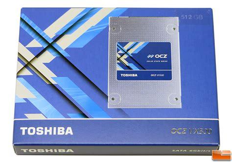 toshiba ocz vx500 512gb ssd review legit reviewstoshiba ocz vx500 drives arrive to replace the