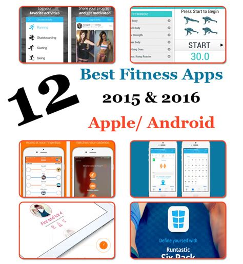 best android fitness apps 12 best fitness apps 2015 16 apple android in uk usa