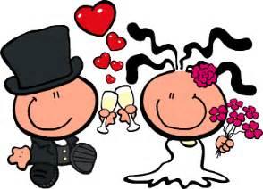 quines y a qu se dedican los novios de los 14 dibujos de boda