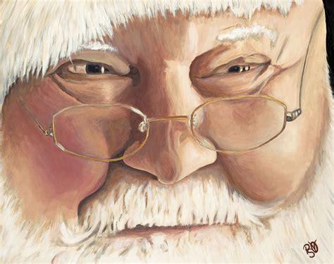 Christmas twinkle 16 x 20 acrylic on canvas original for sale 520 00
