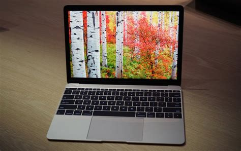 Macbook 12 2015 Mjy42greymf865silvermk42ngold impressions of new 12 inch macbook ridiculously light but thin and trackpad take