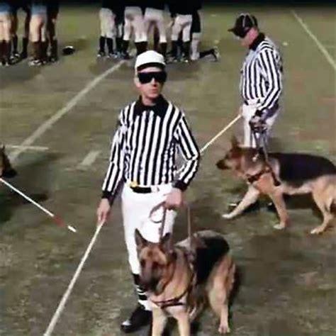 Blind Refs congratulations nfl referees the congratulations