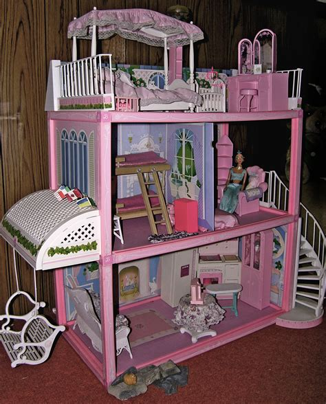 barbie doll house movie the gallery for gt homemade barbie doll house