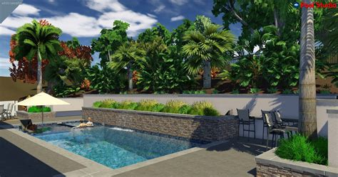 pool landscaping custom pool landscape pool design spa builder pools