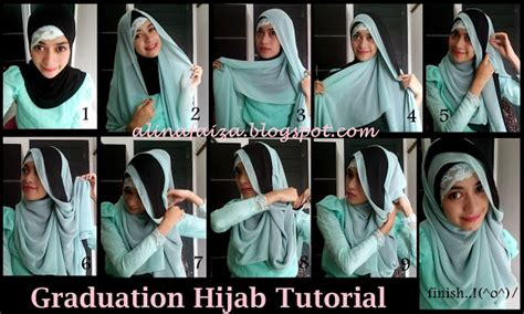 tutorial hijab graduation blog alina s life love musik beauty healthy movie
