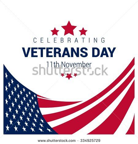 Veterans Day Stock Images Royalty Free Images Vectors Shutterstock Veterans Day Program Template