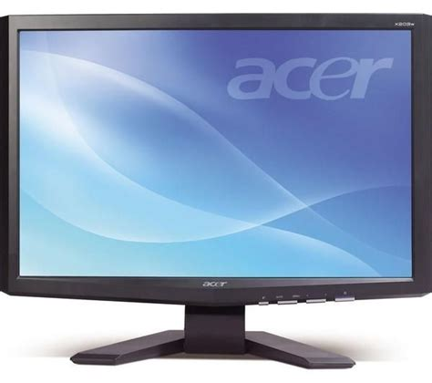 Monitor Acer X163w acer x163w monitor driver for windows collection driver