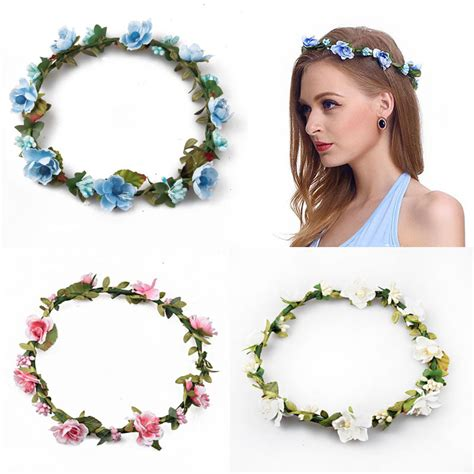 flower wedding wreath bridemaid flower bridal wreath artificial flower