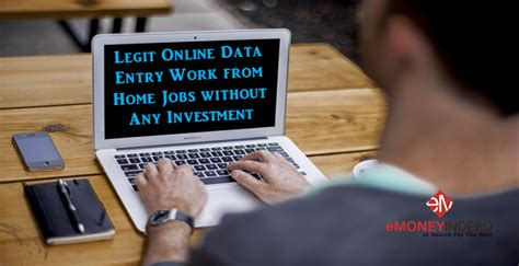 Data Entry Jobs Online Work From Home - 10 legit online data entry work from home jobs without investment