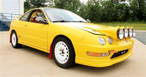 acura rallye supercharged rally build 2000 acura integra type r