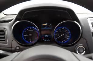 2015 Subaru Legacy Interior 2015 Subaru Legacy 25i Limited Interior Instrument Cluster