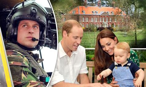 where do william and kate live duchess of cambridge set to look picture perfect for her