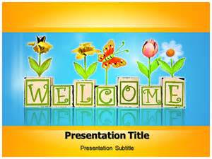welcome powerpoint template welcome home powerpoint templates powerpoint
