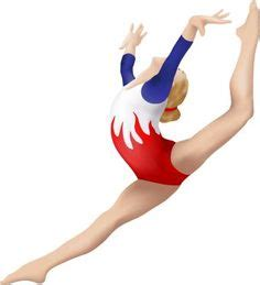 clipart ginnastica free gymnastics clipart pictures clipartix