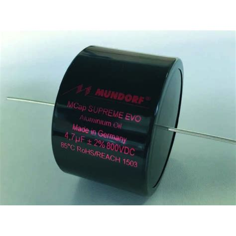 mundorf evo capacitor review capacitor mundorf mcap supreme evo 3 3 uf 800 vdc seo 3 3t2 800 fidelity components shop
