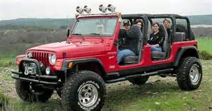 3 Row Seating Jeep 4 Door Stretch Jeep Wrangler Conversion A Wrangler With