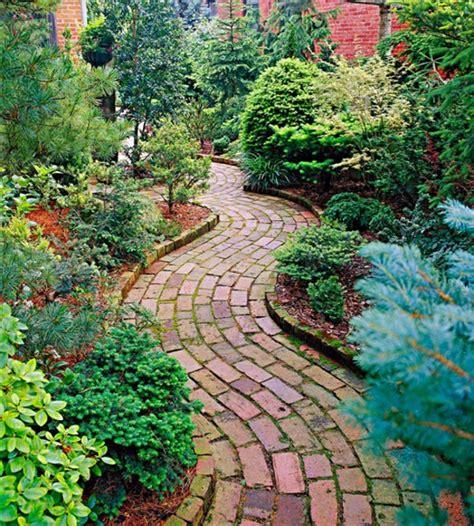 Garten Gestalten Mit Dachziegeln by Gartenwege Anlegen Kreative Beispiele