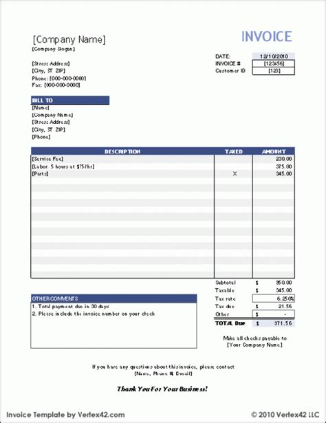 microsoft templates business receipts 40 invoice templates free premium