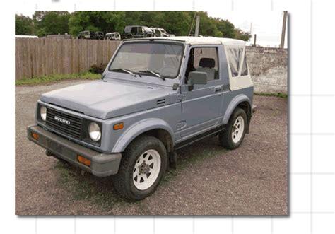 Suzuki V8 Repower Your Suzuki Samurai With A V6 Or V8 Engin E