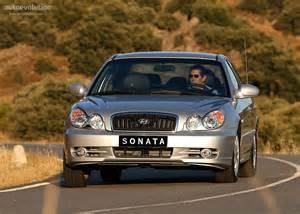 2001 Hyundai Sonata Reviews Hyundai Sonata Specs 2001 2002 2003 2004 Autoevolution