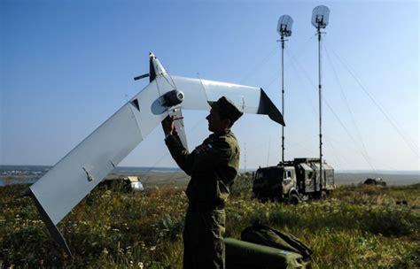 Drone Baru rusia akan terima ratusan drone baru