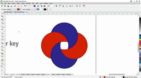 corel draw x4 join curves new webinar working with curves a simple to follow