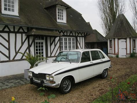 renault 16 tx auto classic cars
