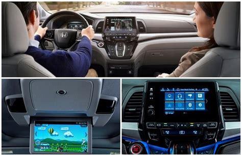 Honda Mobilio Peredam Akuistik Pintu Sing Mobil honda odyssey 2018 terinspirasi desain mobilio oto