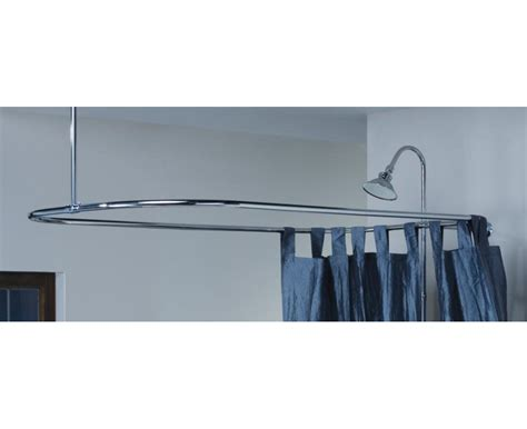 curtain equipment rectangular shower curtain frame cheviot products