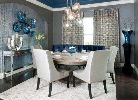 Formal Dining Room Curtains Inspiration A Few Inspiring Ideas For A Modern Dining Room D 233 Cor