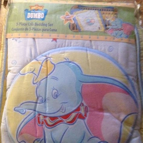 Dumbo Crib Bedding by Dumbo Crib Set For The Home