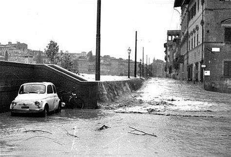C Nel Florenece alluvione 4 novembre 1966 a firenze te la do io