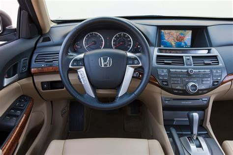 2011 Honda Accord Interior by 2011 Honda Accord Review Specs Pictures Price Mpg