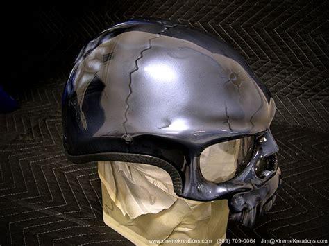 Motorradhelm Totenkopf by Red Skull Motorcycle Helmet