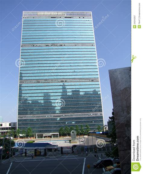 Nyc Social Security Office by Un Headquarters New York Stock Image Image Of Nations