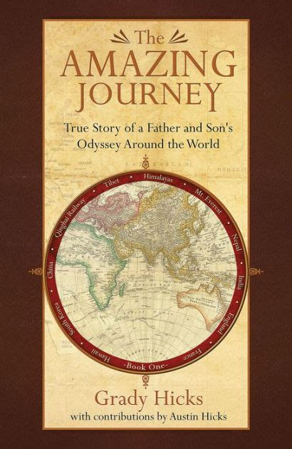 libro an odyssey a father the amazing journey true story of a father and son s odyssey around the world by grady hicks