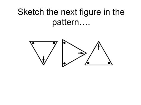 Geometric Pattern And Inductive Reasoning | geometry 1 1 patterns and inductive reasoning