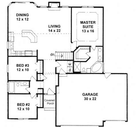 30x50 House Floor Plans 30x50 Facing House Plans Studio Design Gallery Best Design