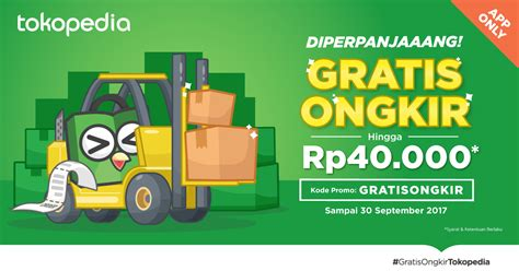Gratis Ongkir S D 9 Desember 2017 promo gratis ongkir up to 40 000
